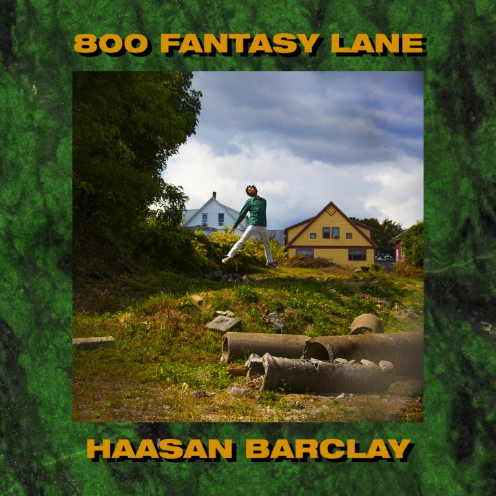 Haasan Barclay Talks New Project '800 Fantasy Lane'