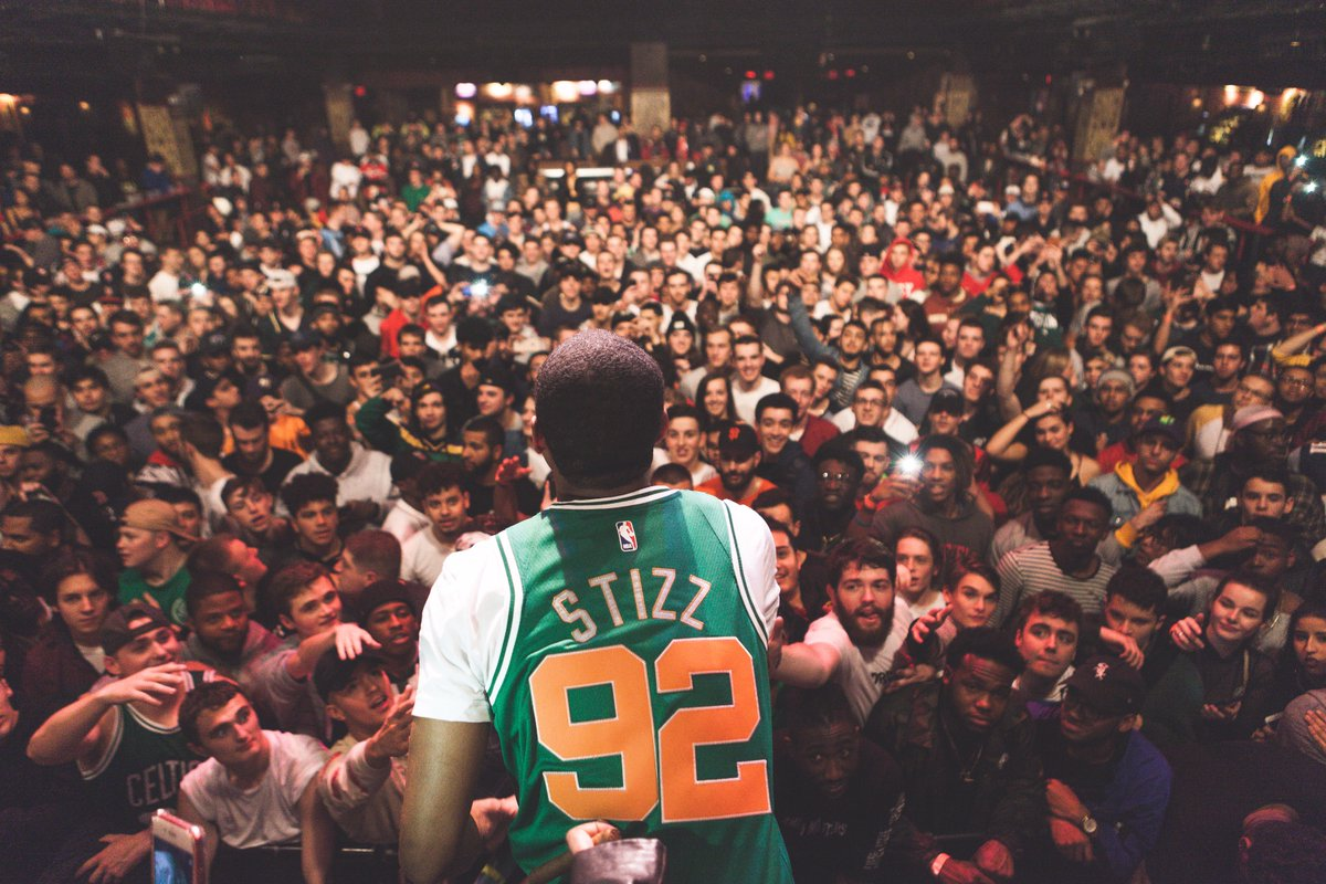 A Reflection On Cousin Stizz's House of Blues HomecomingShow