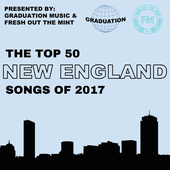 The Top 50 New England Songs of 2017