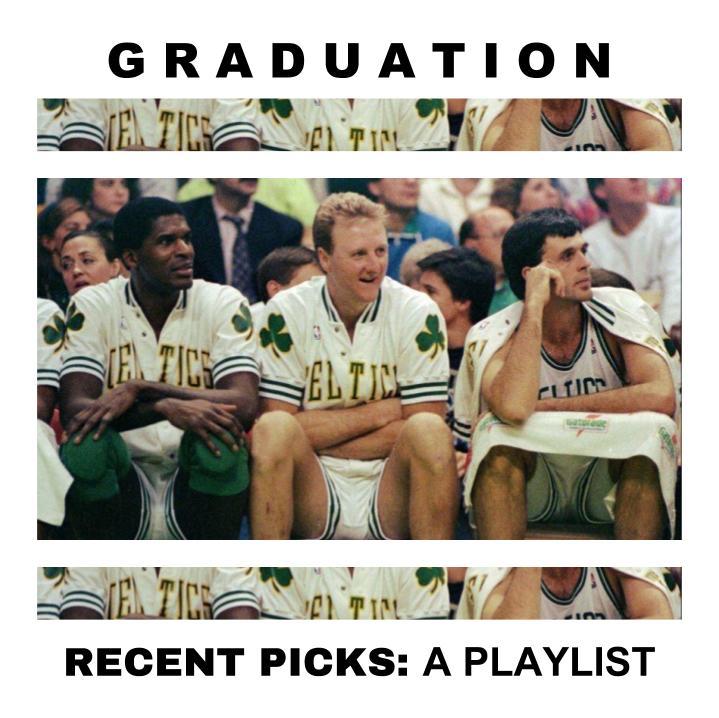 Graduation Music Presents: 'Recent Picks'Playlist