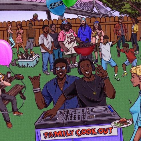 "SuperSmashBroz – ""U Thought"" ft. Polo $ummers & GioDee"