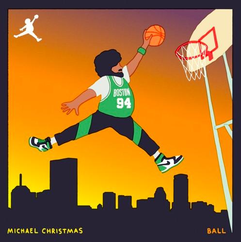 """Michael Christmas – """"Ball"""" [Prod. Thelonious Martin & AnikoThomas]"""