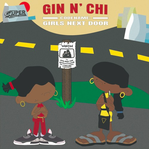 Gin Mason & CHI – 'Codename: Girls Next Door' [Pres. SuperSmashBroz]