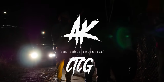 AK – 'The Three Freestyle' [MusicVideo]
