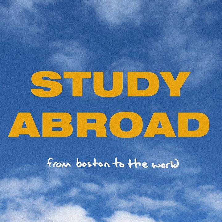 Study Abroad: Edition#1