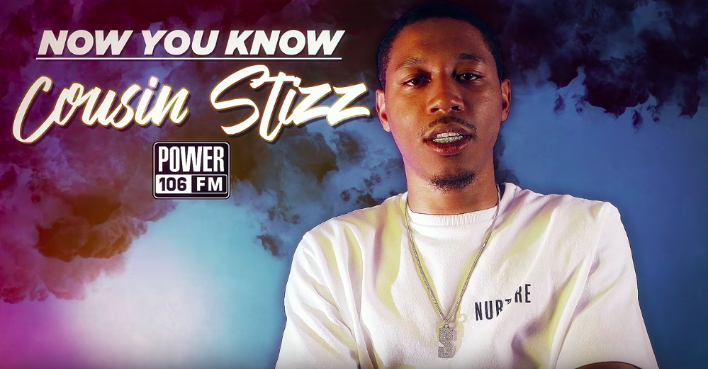 Cousin Stizz Talks His Sound, Boston, Social Media, & More With Power 106 LA