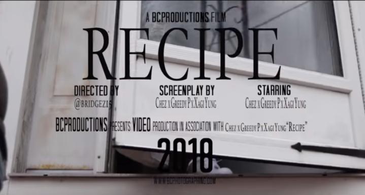"""Chez x Greedy P x Xagi Yung – """"Recipe"""" [Prod. Rellwthewavecap x.vdot]"""
