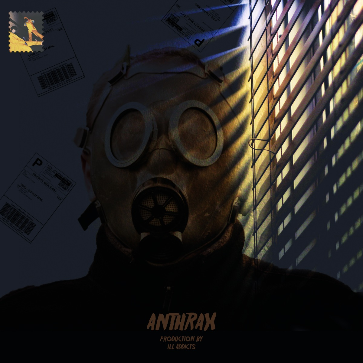 "[PREMIERE] iLL Addicts – ""Anthrax"" (Prod. ProSwervez)"