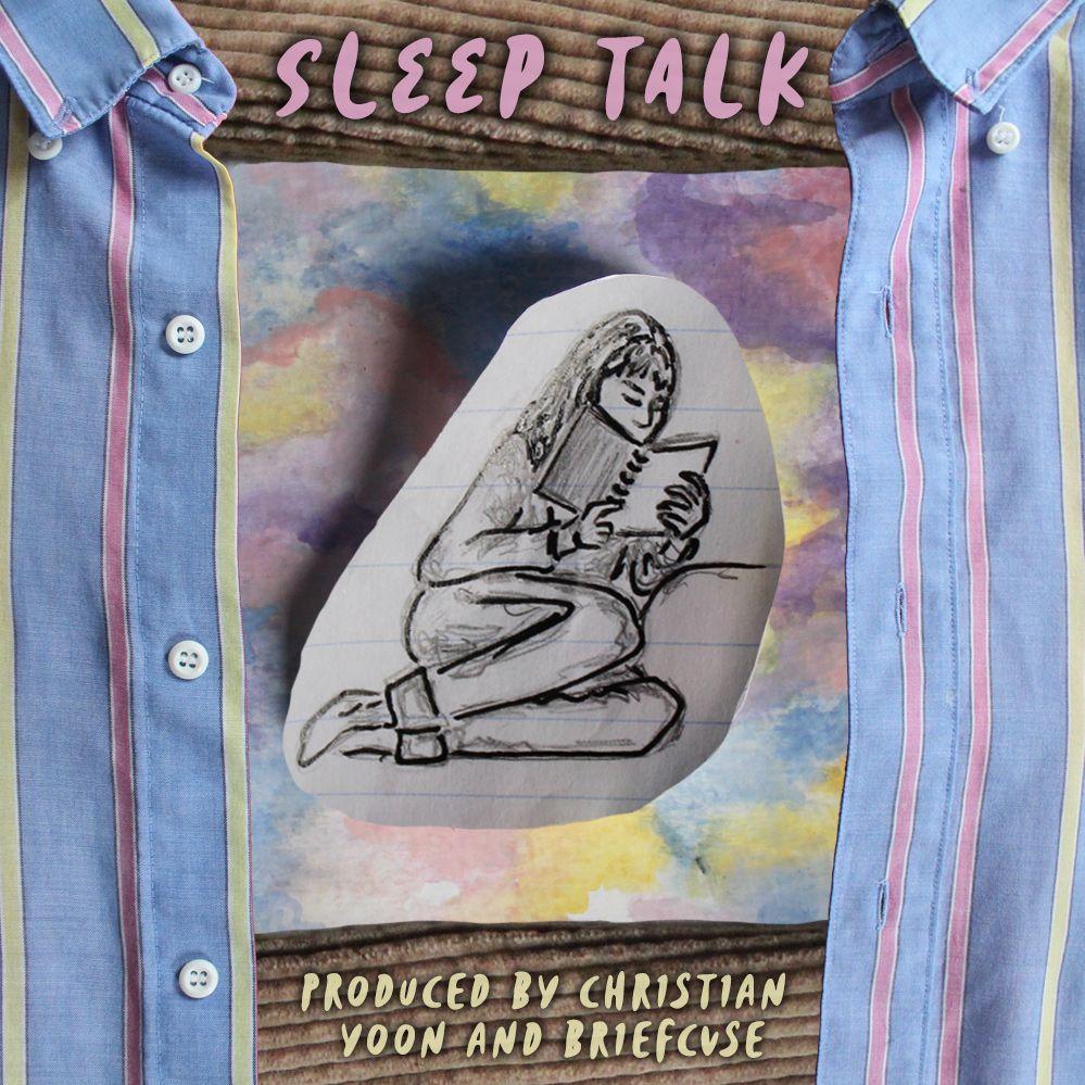 """Briefcvse – """"Sleep Talk"""" (Prod. Christian Yoon &Briefcvse)"""